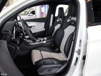 空间座椅奔驰GLC级AMG轿跑SUV前排座椅