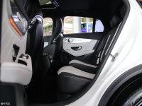 空间座椅奔驰GLC级AMG轿跑SUV后排空间