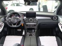 中控区奔驰GLC级AMG轿跑SUV全景内饰