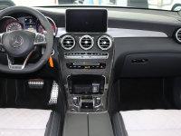 中控区奔驰GLC级AMG轿跑SUV中控台