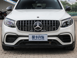 2018款AMG GLC 63 S 4MATIC+ Coupe 中网
