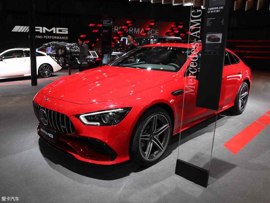 2019款AMG GT AMG GT 50 四门跑车