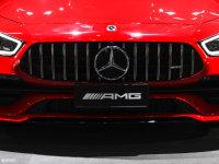 细节外观AMG GT中网