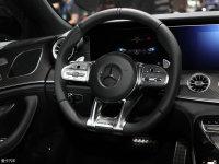 中控区AMG GT方向盘