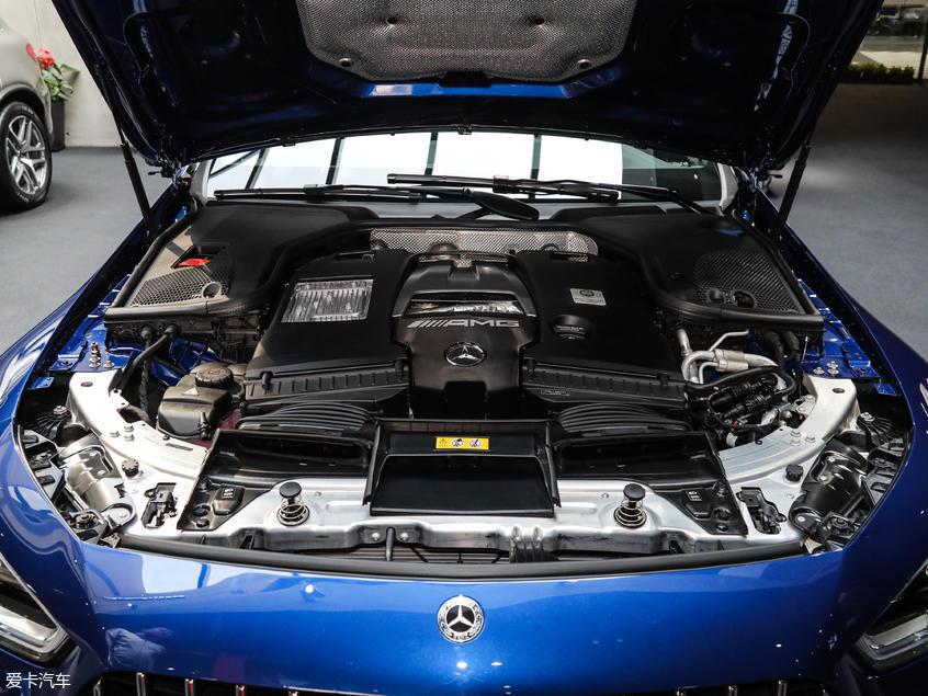 梅赛德斯-AMG2019款AMG GT