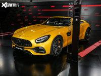 整體外觀AMG GT正側45度