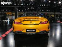 整體外觀AMG GT純后