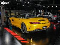 整體外觀AMG GT后側45度