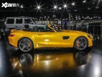 整體外觀AMG GT純側