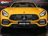 細節外觀AMG GT中網