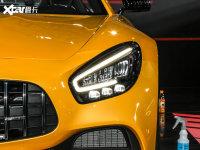 細節外觀AMG GT頭燈