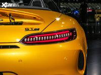 細節外觀AMG GT尾燈
