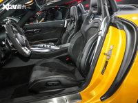 空間座椅AMG GT前排座椅