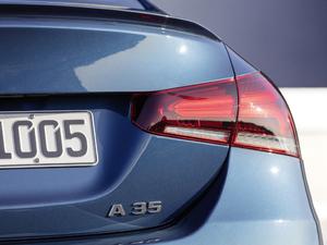 2019款AMG A 35 4MATIC Sedan 细节外观