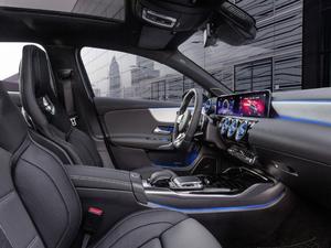 2019款AMG A 35 4MATIC Sedan 中控区