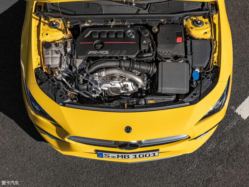 梅赛德斯-AMG2019款奔驰CLA级AMG