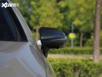 細節外觀奔馳E級AMG后視鏡