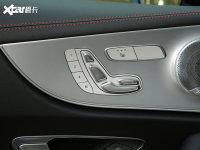 空間座椅奔馳E級AMG座椅調節
