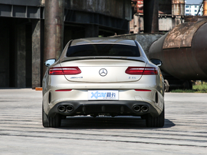 2019款AMG E 53 Coupe 4MATIC+ 纯后