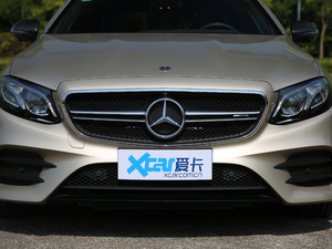 2019款AMG E 53 Coupe 4MATIC+ 中网