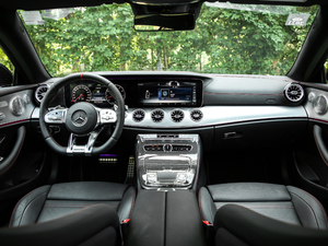 2019款AMG E 53 Coupe 4MATIC+ 全景内饰