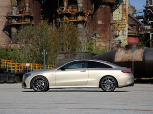 2019款AMG E 53 Coupe 4MATIC+ 其它