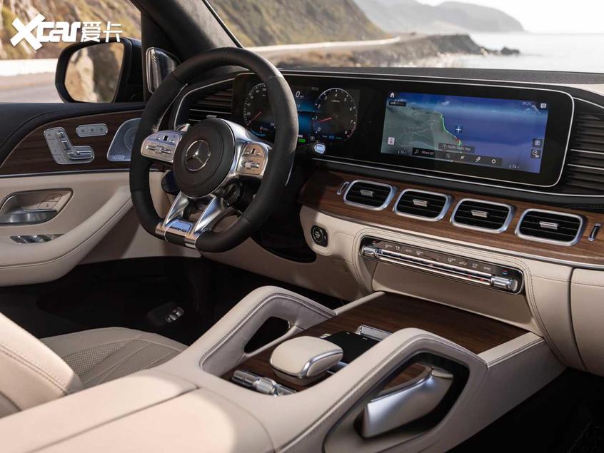 梅赛德斯-AMG2020款奔驰GLS AMG