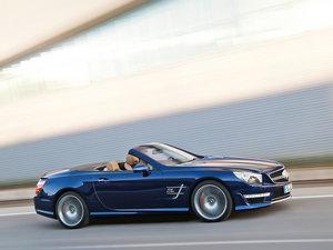 2013款AMG SL 65 整体外观
