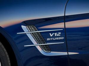 2013款AMG SL 65 细节外观