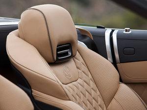 2013款AMG SL 65 空间座椅