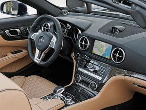 2013款AMG SL 65 中控区