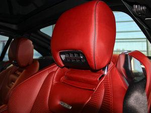 2013款AMG SL 63 空间座椅
