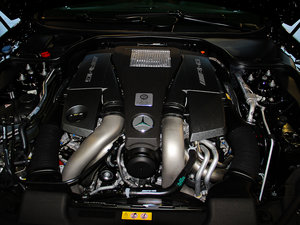 2013款AMG SL 63 其它