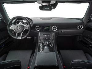 2014款AMG SLS Electric Drive 中控区