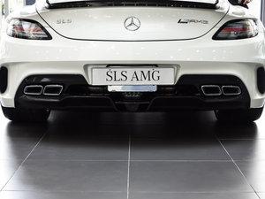 2014款AMG SLS Black Series 尾排
