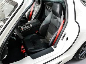 2014款AMG SLS Black Series 前排座椅