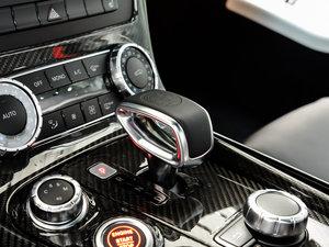 2014款AMG SLS Black Series 仪表