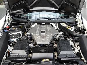 2014款AMG SLS Black Series 发动机