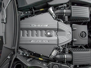 2014款AMG SLS Black Series 其它