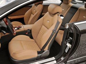 2013款AMG CL 65 空间座椅