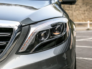 2014款AMG S 65L 头灯