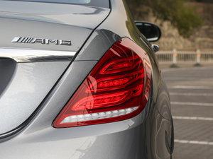2014款AMG S 65L 尾灯