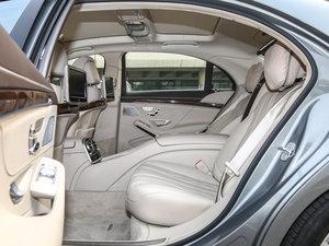 2014款AMG S 65L 后排空间