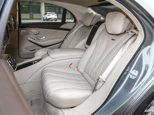2014款AMG S 65L 后排座椅