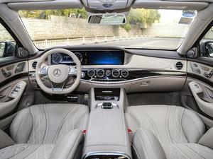 2014款AMG S 65L 全景内饰