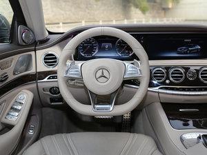 2014款AMG S 65L 方向盘