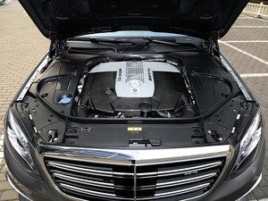 2014款AMG S 65L 发动机