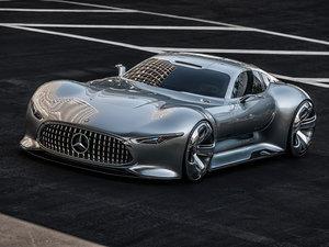 2014款Gran Turismo Concept 整体外观