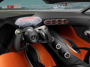 2014款Gran Turismo Concept 中控区