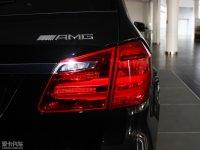 细节外观奔驰GL级AMG尾灯